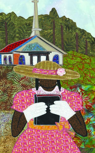 Acclaimed Quilt Artist Phyllis Stephens Launches First Limited