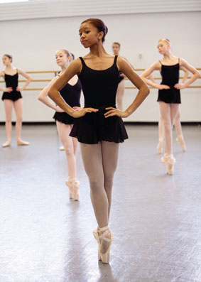 School Of American Ballet Offers Free Auditions Our Time