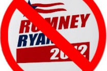 View From Here: Romney/Ryan? No Way!