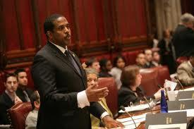 New York State Senator Kevin Parker