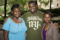 Four Medgar Evers College Students Awarded Scholarships to Study