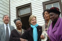 "OUR TIME AT HOME: Lest We Forget –  HISTORIC WEEKSVILLE –""FIRST-CLASS MIRACLE"" — THRIVES"