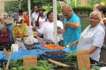 HHC Kings County Hospital Center Celebrates Wellness Wednesdays and Opening of First Farmer's Market