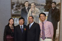 China Fine Arts visit U.S. for the First Time