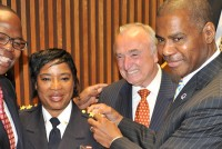 Police Commissioner Bratton Meets With the Black Press and Outlines Changes in Officer Training and Strategies