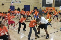 Free Basketball Clinic Held For Area Youth