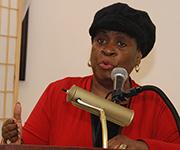 Assemblywoman Annette Robinson