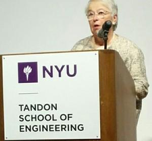 NYC Chancellor Carmen Farina