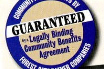 Selling the Community Benefits Agreement to the Community