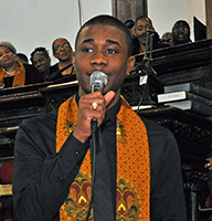 Spencer Jackson - Youth Award