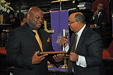 Rev Charles Griffin- Founders Award