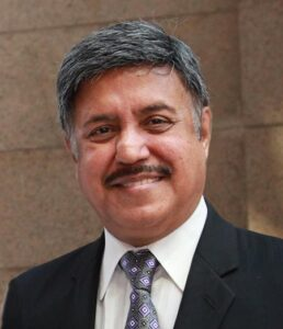 NYC Health and Hospitals President and CEO Dr. Ram Raju.
