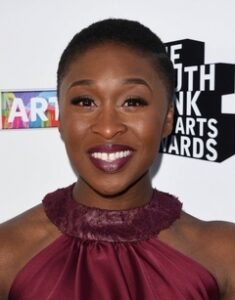 06/07/2015 - Cynthia Erivo - South Bank Sky Arts Awards 2015 - Arrivals - Savoy Hotel - London, UK - Keywords: Vertical, People, Looking At Camera, England, Person,  Award, Portrait, Arts Culture and Entertainment, Attending, Celebrities, Celebrity, Ref: LMK392 -51429-080615 Orientation: Portrait Face Count: 1 - False - - Contact (1-866-551-7827) - Portrait Face Count: 1
