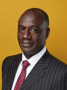 Kofi Appenteng, Chairman of the Board of the Ford Foundation and the President of the Africa-America Institute