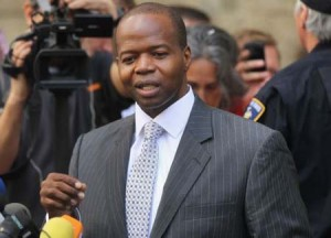 Kenneth Thompson, Candidate for Brooklyn District Attorney.