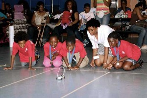 Community educators call National Society of Black Engineers program a model for the future