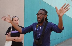 Gentrification by Design: Quardean Lewis-Allen, founder of Made in Brownsville, is redesigning who will shape the future of -- and create new models for -- quality of sustainable life in his neighborhood.