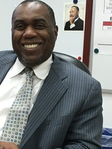 Michael Wiltshire, Executive Principal Boys & Girls HS; Principal, Medgar Evers College Prep.