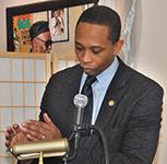 Assemblyman Walter Mosley