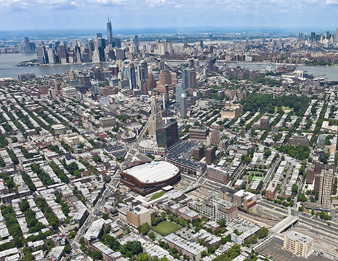 BP ADAMS RELEASES REPORT ANALYZING IMPACT OF 2004 REZONING OF DOWNTOWN BROOKLYN