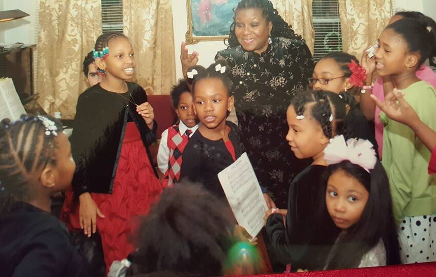 Triumph in the Face of Foreclosure: From the Patricia F. Graham-Robinson Music School, lessons in music, life and more