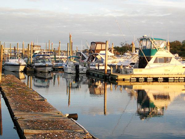 Brooklyn Boats in Dry Dock