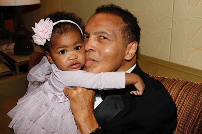 Muhammad Ali Leaves Us
