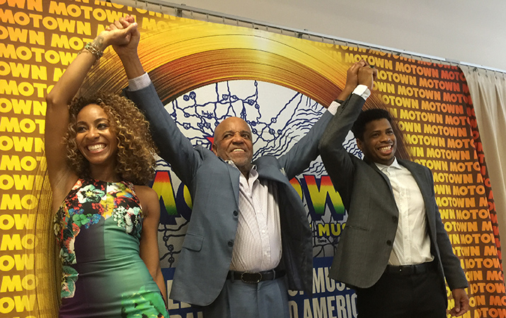 Motown the Musical is Back … and the stars are brighter… on Broadway