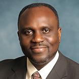 Gregory Calliste, CEO, Wodhull Hospital.