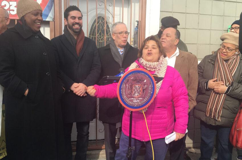 "East New York/Cypress Hills Shouts ""No"" to Aggressive Speculators"