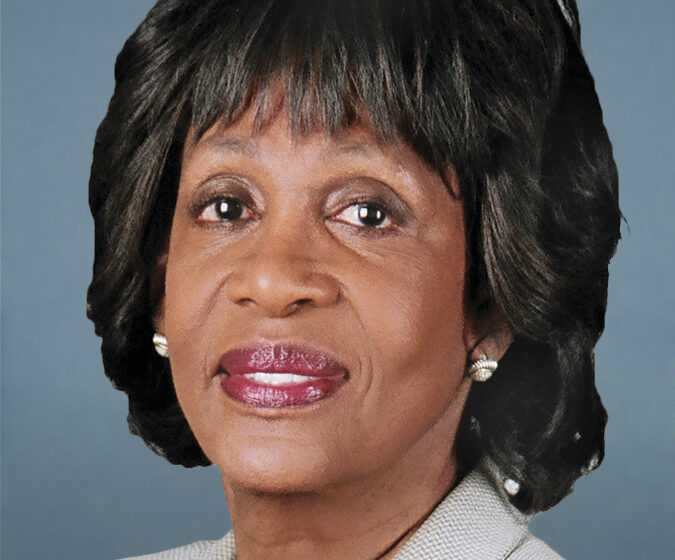 Waters Blasts Carson's HUD Nomination