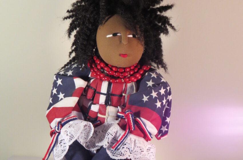 Brooklyn's Black Doll Artists Showcase One of a Kind Dolls at Harlem Doll Show December 3