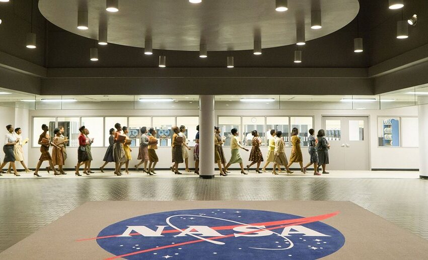How History Forgot The Black Women Behind NASA's Space Race