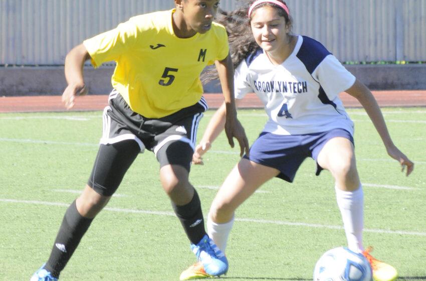 Coaches' Corner:  H.S. Girls Varsity Soccer