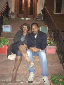 Bed-Stuy Airbnb hosts Richelle and Pela Burnett Photo:  Kings County Politics