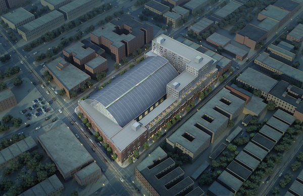 Cumbo Calls For a Meeting Of Minds On Bedford Union Armory
