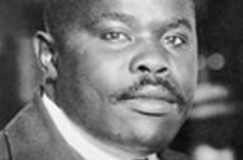THE SIGNIFICANCE OF MARCUS MOSIAH GARVEY