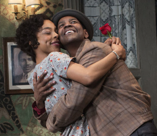 Denzel Washington And Viola Davis On Adapting 'Fences' And Honoring August Wilson
