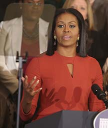 Michelle Obama in Final Speech: 'I Hope I've Made You Proud'