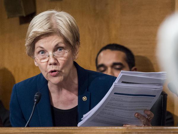 Washington (CNN)The Senate has silenced Elizabeth Warren