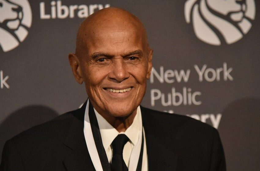 THE NEW YORK PUBLIC LIBRARY TO RENAME 115TH STREET LIBRARY THE HARRY BELAFONTE – 115TH STREET LIBRARY