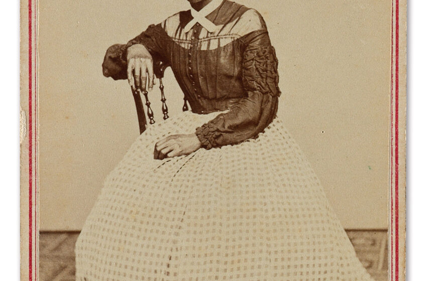 """Kate Clifford Larson on the New Tubman Photo:  """"Yes! It's Real!"""""""
