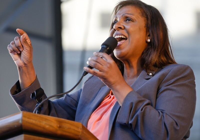 Public Advocate Letitia James Makes History:  Council Approves Her Wage Gap Bill