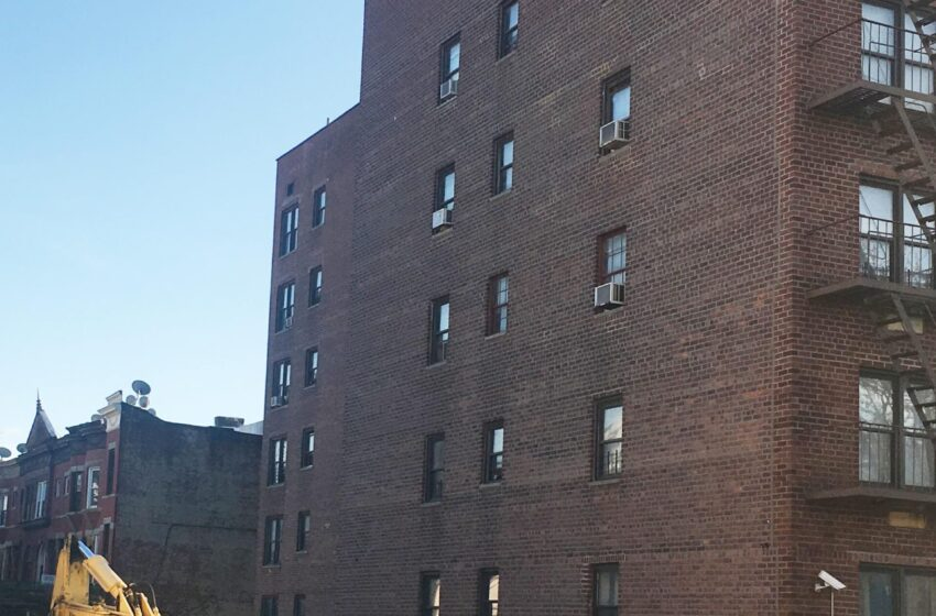 Herkimer Street Apartments to Go Dark:  Losing Line-of-Sight and Light
