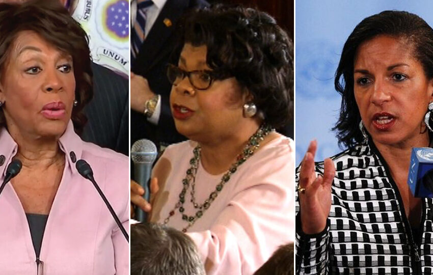Trump Administration's 'Attack on Black Women' Evident, Says Congresswoman