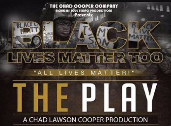 Chad Cooper Productions premieres Black Lives Matter, Too: All Lives Matter In Brooklyn at Medgar Evers College