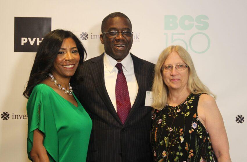 Brooklynites Aaron Dean and Dr. Deborah Dean honored with  the Brooklyn Community Services Philanthropic Leadership Award