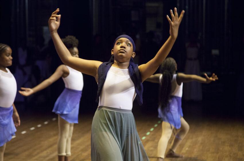 The Gift of Life: Restoration Arts Dancers  Perform So Sub-Sahara Children Might Live