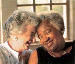Seniors:  Home Sharing