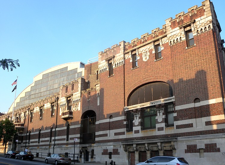 Asbestos Suspected at Bedford-Union Armory